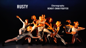 Alvin Ailey II Rusty 2012