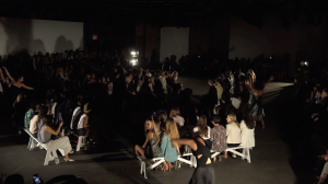 Choreography for Tracy Reese show 2015