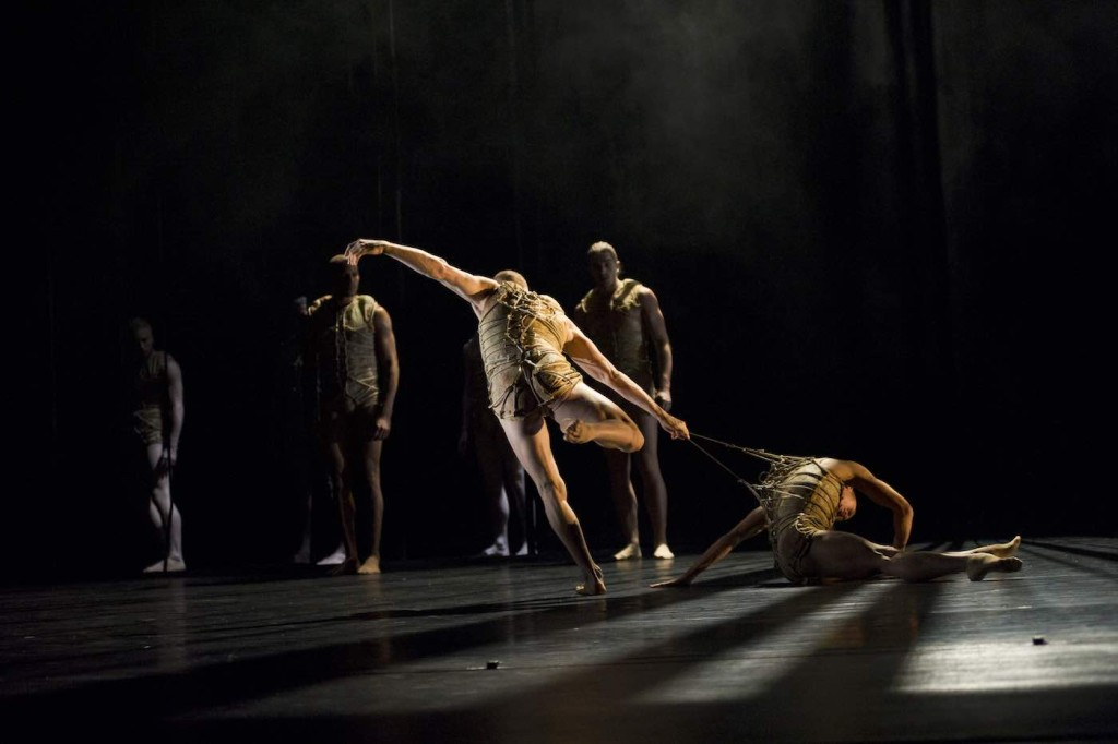 Benoit Swan Choreography and Artistic Direction for Paula Lobo