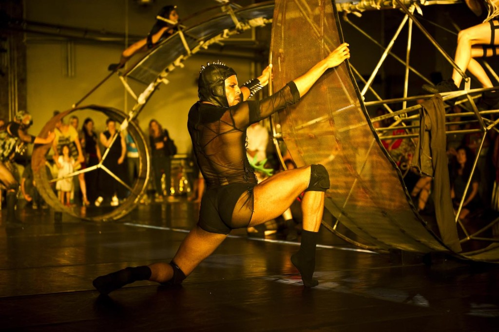 Choreography and Artistic Direction for Paula Lobo Installation